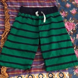 Hanna Andersson size 120 (6-7) shorts- EUC